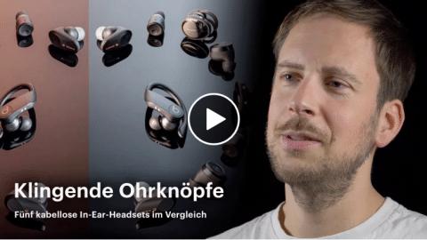 nachgehakt: Drahtlose In-Ear-Kopfhörer