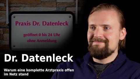 nachgehakt: Dr. Datenleck