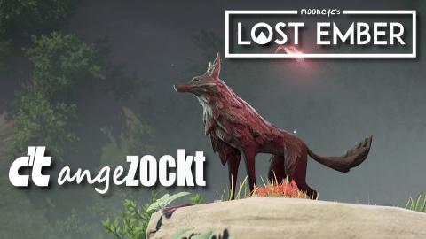 Lost Ember angezockt: Eine bunte Welt durch die Augen der Tiere