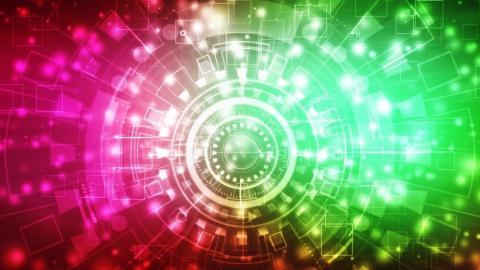 Das Innenleben eine Li-Ionen-Akkus und Schicke Desktop-Hintergründe