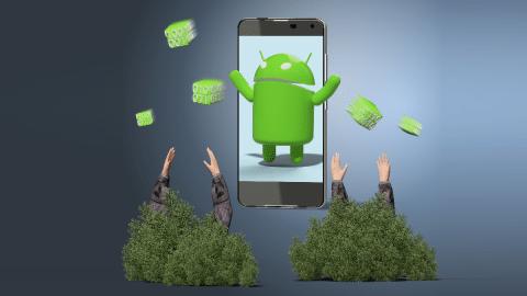 Smartphone datensparsam machen: mit Custom-ROM und Bordmitteln