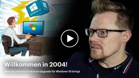 nachgehakt: Funktions-Upgrade für Windows 10