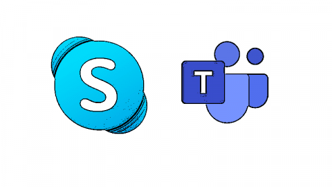 ?Skype, Skype for -Business und Teams ?