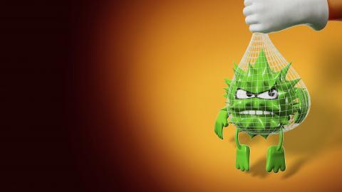 Desinfec't 2020: Was das Anti-Viren-System alles kann