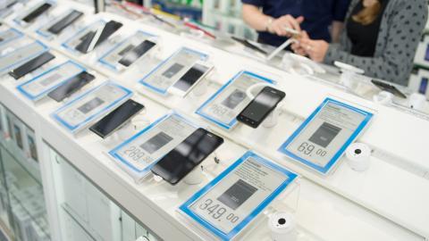 Handy-Einrichtungs-Service mit fragwürdigem Datenschutz