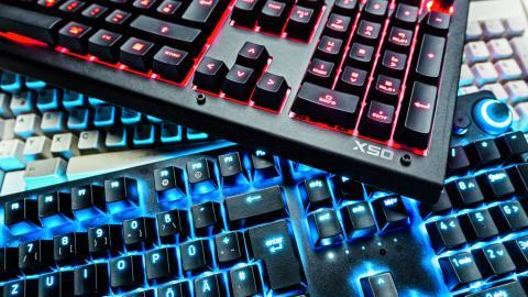 Ergonomische Tastatur Logitech Ergo K860