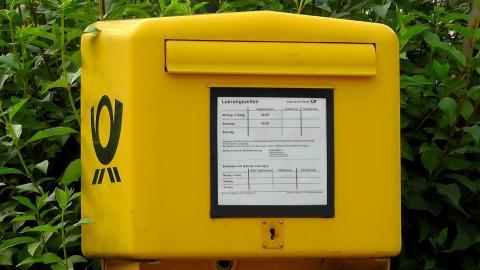Deutsche Post und 1&1 präsentieren neue Brief-Vorschau