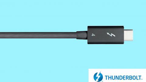 Spezifikation zu Thunderbolt 4 verabschiedet