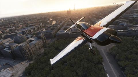 Beeindruckend: Microsoft Flight Simulator 2020 probegeflogen