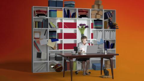 Test und Praxis für Homeoffice und Meetings