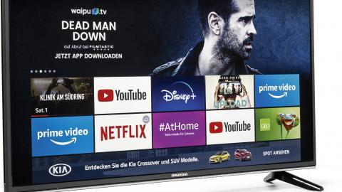 Netflix grüner als gedacht