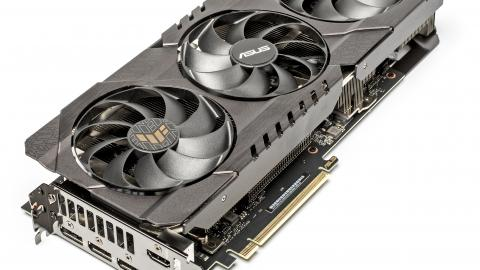 Asus TUF Gaming GeForce RTX 3080 OC