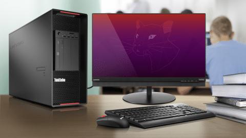Lenovo verkauft ThinkPad und ThinkStation mit vorinstalliertem Ubuntu-Linux