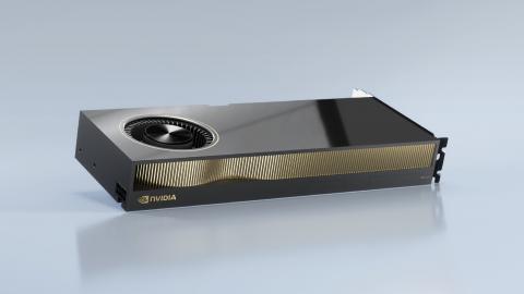 Nvidia Quadro RTX A6000 und A40 Datacenter-Beschleuniger