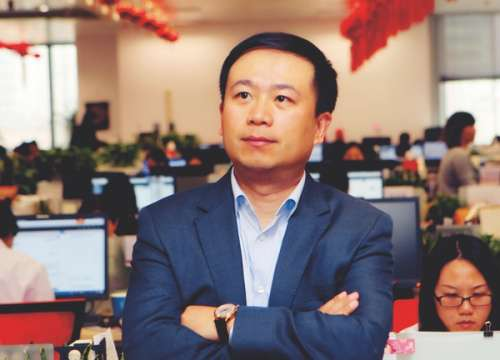 Tn ping an good doctor and ceo tao wang