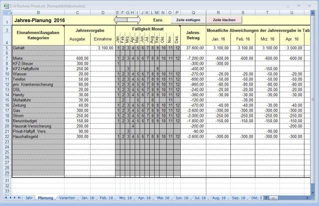 Charmant Excel Payroll Rechner Vorlage Ideen - Dokumentationsvorlage ...