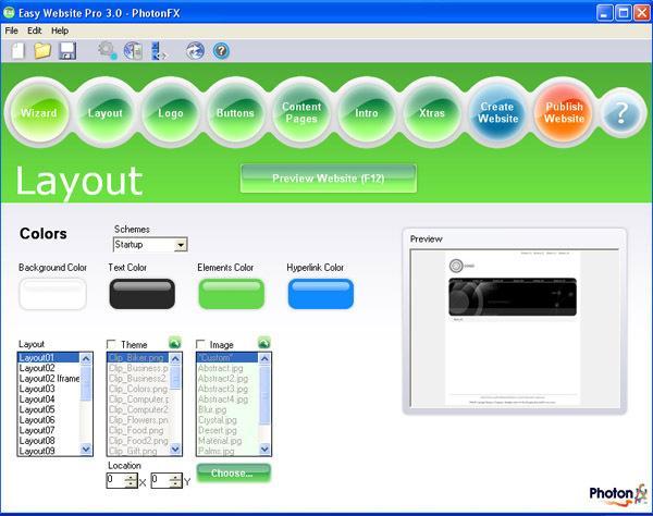 Easy Website Pro | heise Download