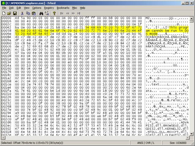 Download hex editor xvi32.