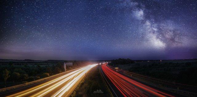 Highway to the stars von Frenchi81