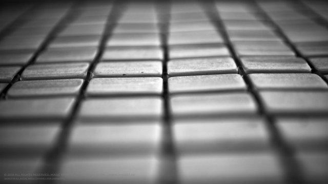 Grid von irisiert