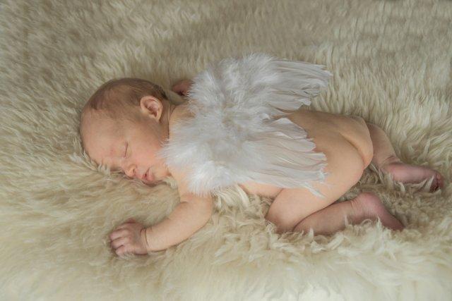 träume süß kleiner Engel von Stellaluna