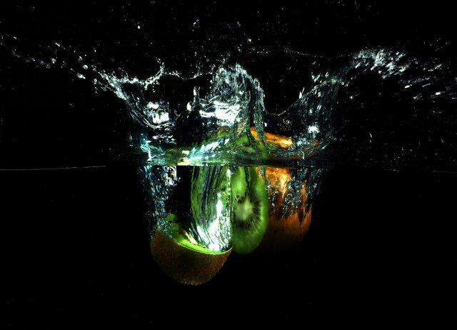 Splash! Kiwi von Der Purist