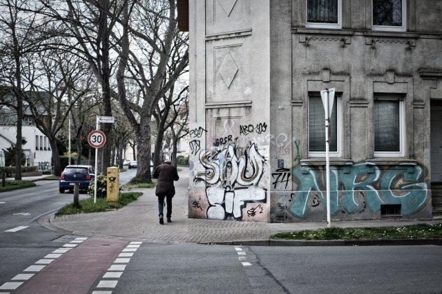 Streets Of Minden von Peter Kryzun