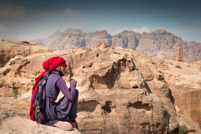 Jordanische Begegnungen 6 von DiSe.fotografie