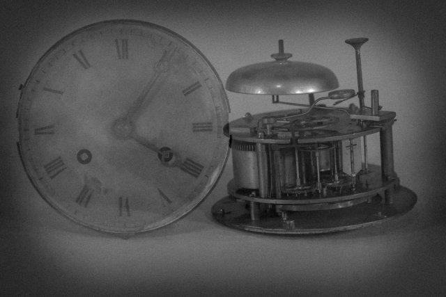 Chronometer GI - Zusammengesetzt von clickfux