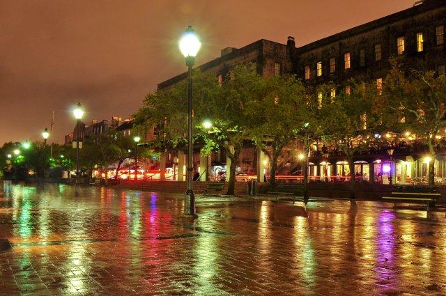 Savannah im Regem von d_90Conni