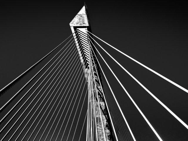 Brückenpfeiler von NeuH