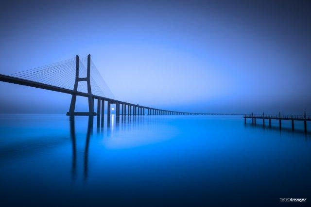 Blue Hour von totalstranger