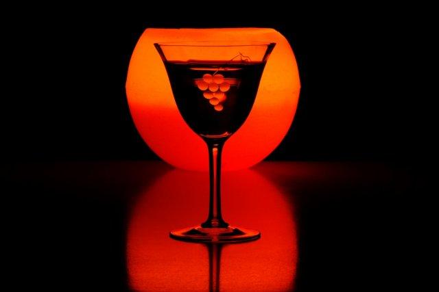 Oma's Weinglas von ek3108