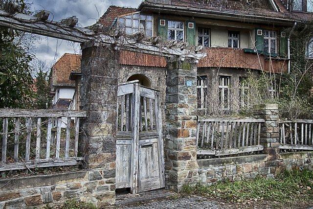 Lost Places  Geisterhaus von Stephan Gläser