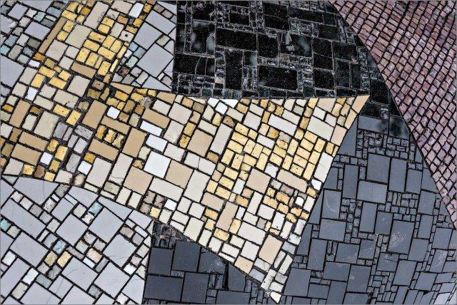 Abstrakt von Manfred Fessel
