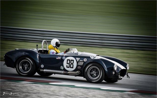 Motorsport wie damals von Do Ris