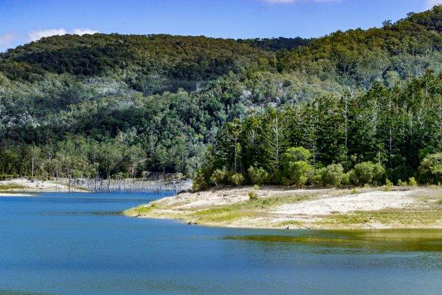 Leben am Wasser in Australien von Inga Bergmann