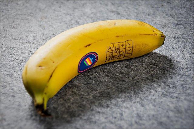 Neues Eifon in Bananengelb von Manfred Fessel