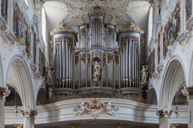 orgel I von tessart