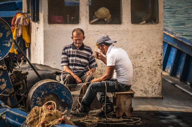 Fisherman and fishermans friend von Bernd Seibel