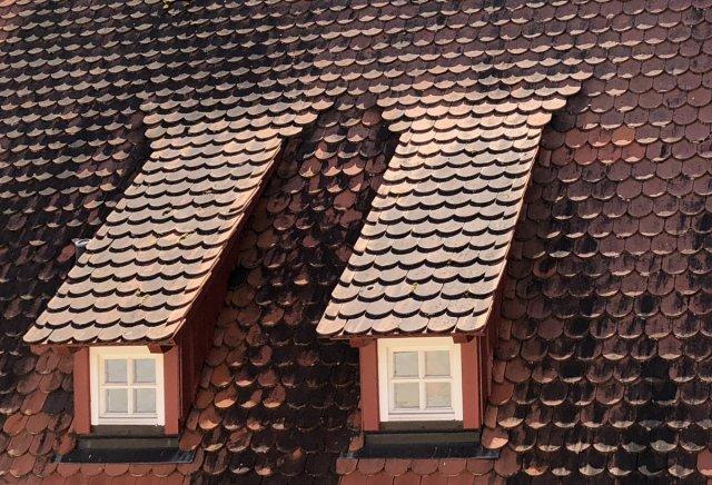 Dovetail Roof von Claus Kränzle