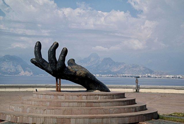 Die Hand von Mira1959