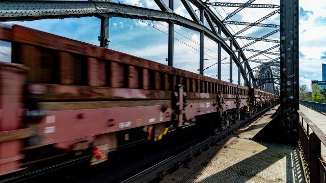 freight train von Dr.Schall
