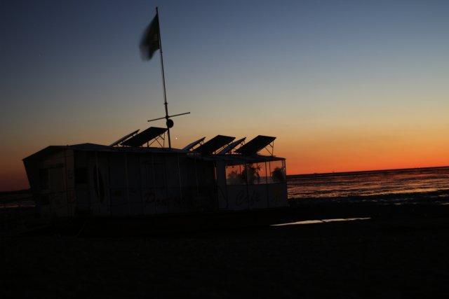 Cuxhaven_Strand von Marcin Deregowski