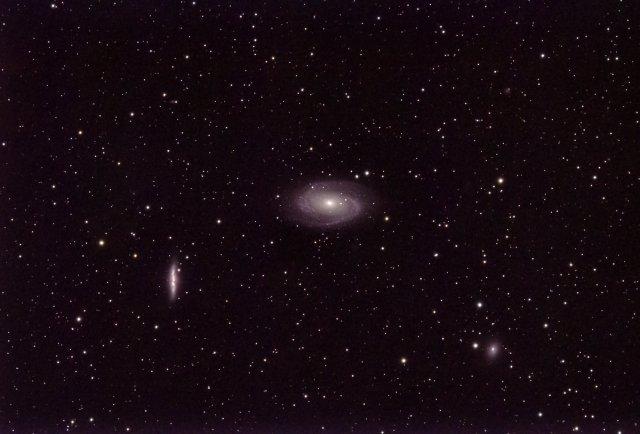 Bodes Galaxie (M81, M82, NGC 3077) von .ChristiaN.