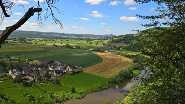 Weserbergland 2021 - Ab in die Natur von Andre Tuschinsky