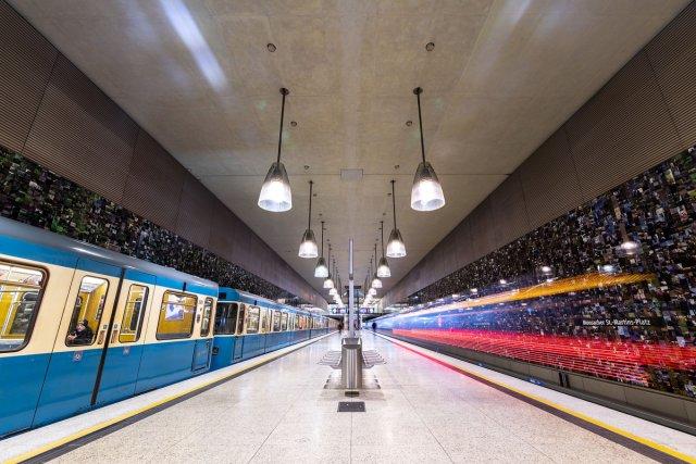 Metro U3 von pixel78.de