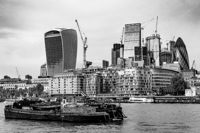City of London von M.Schröder