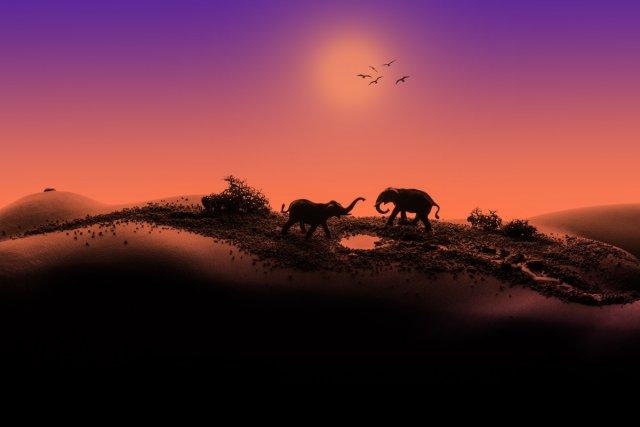 Elefantastisch von Pixelmaedchen