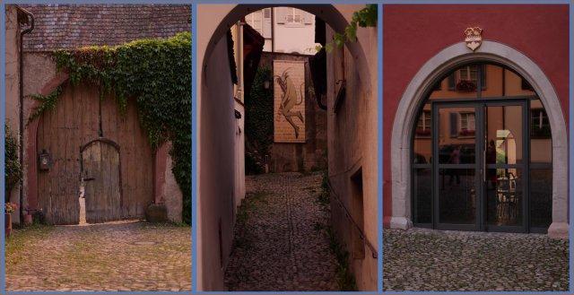 Den Bogen raus ... (GI - Triptychon) von clip81